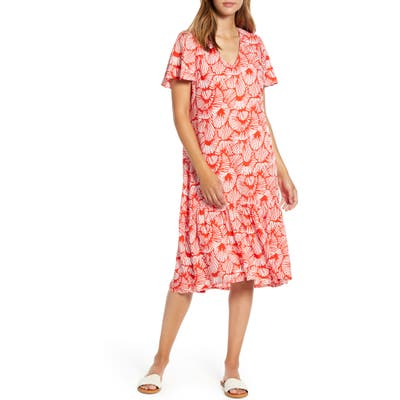 Tommy Bahama Shall We Dance Dress, Red