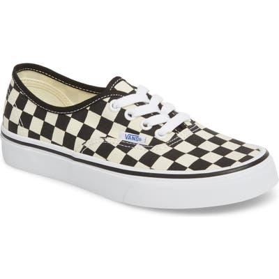 Vans Authentic Sneaker- Black