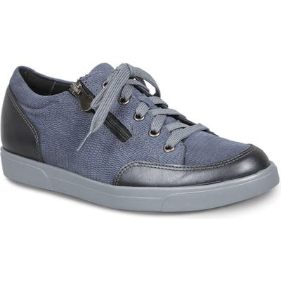 Munro Gabbie Sneaker- Blue