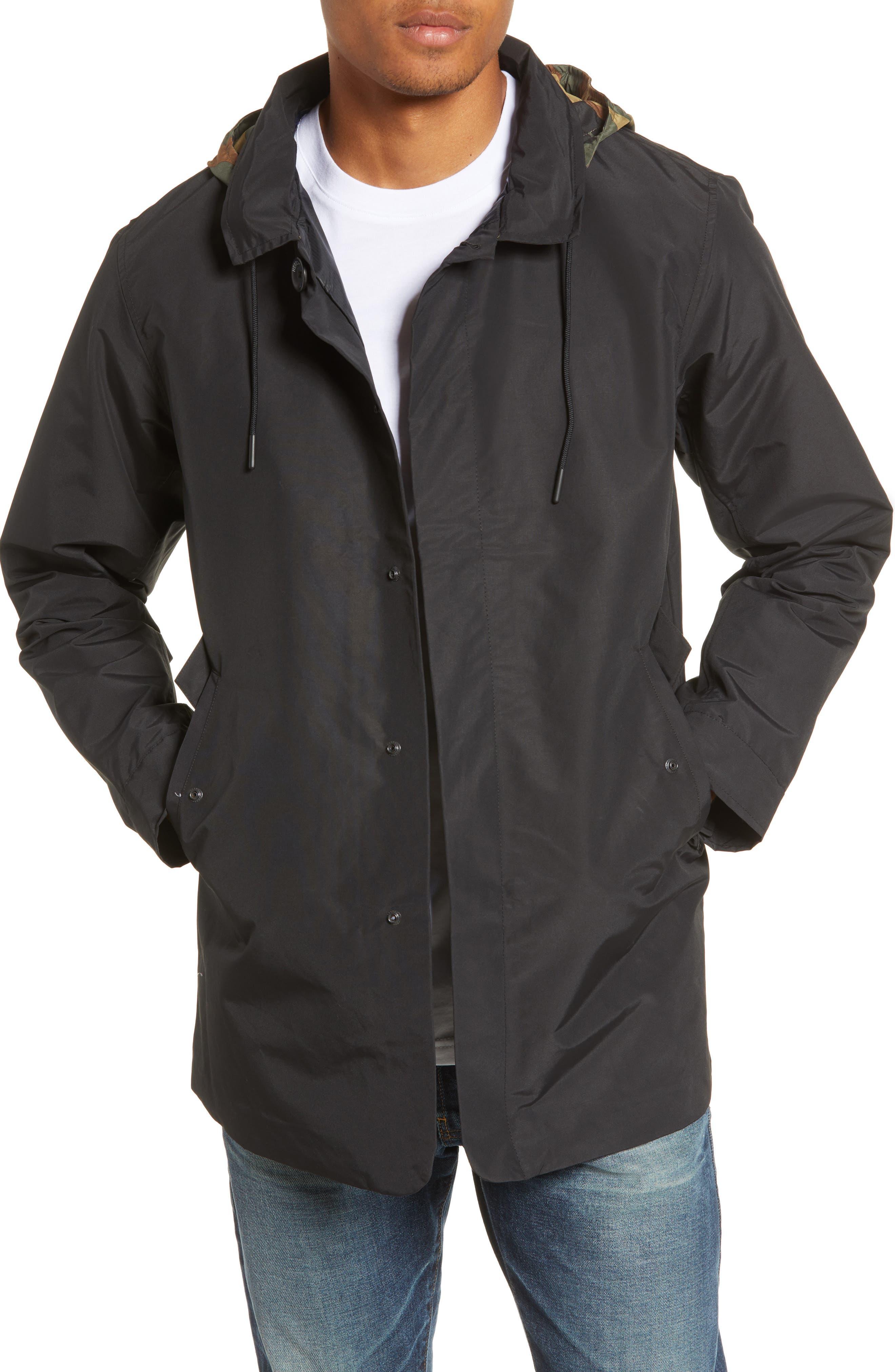 Stowaway MAC Coat