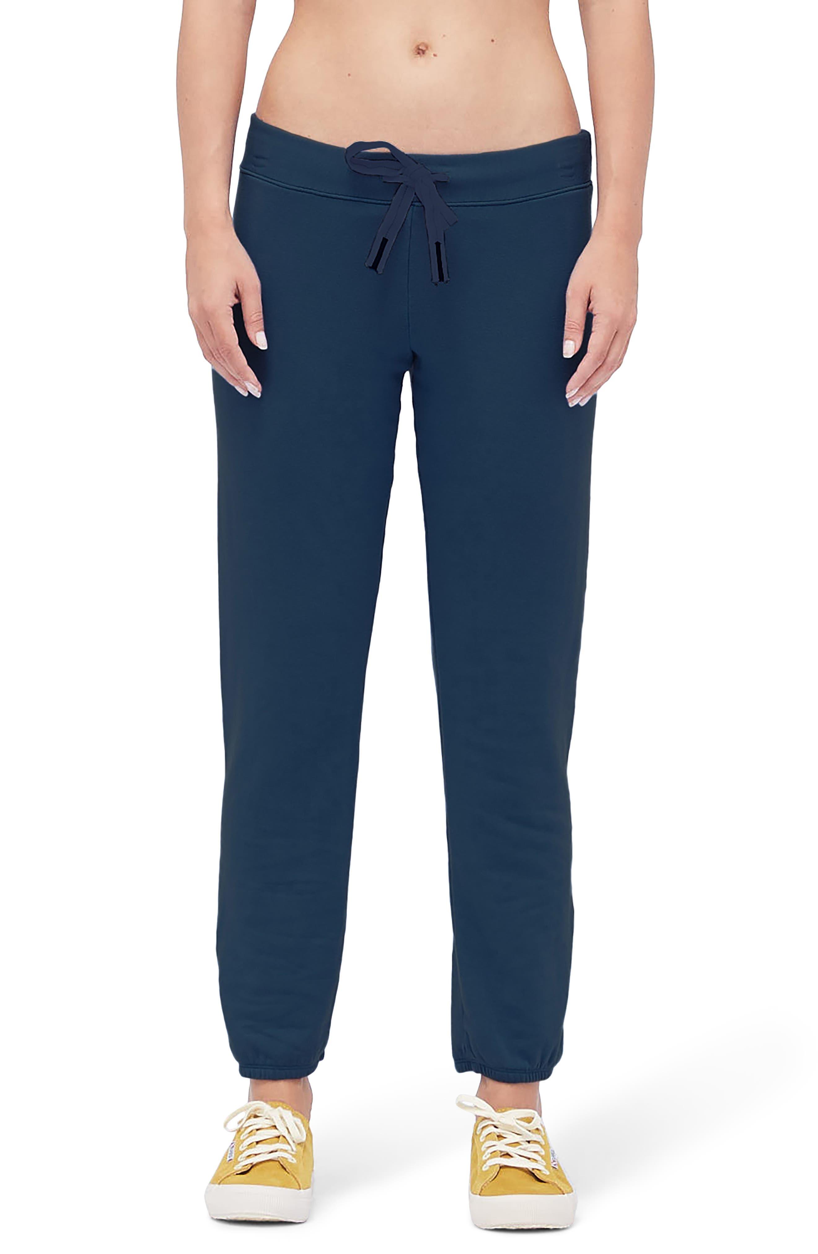 Stateside Classic Sweatpants, Blue