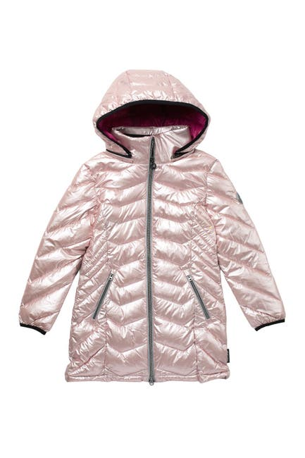 Image of NOIZE Light Weight Puffer