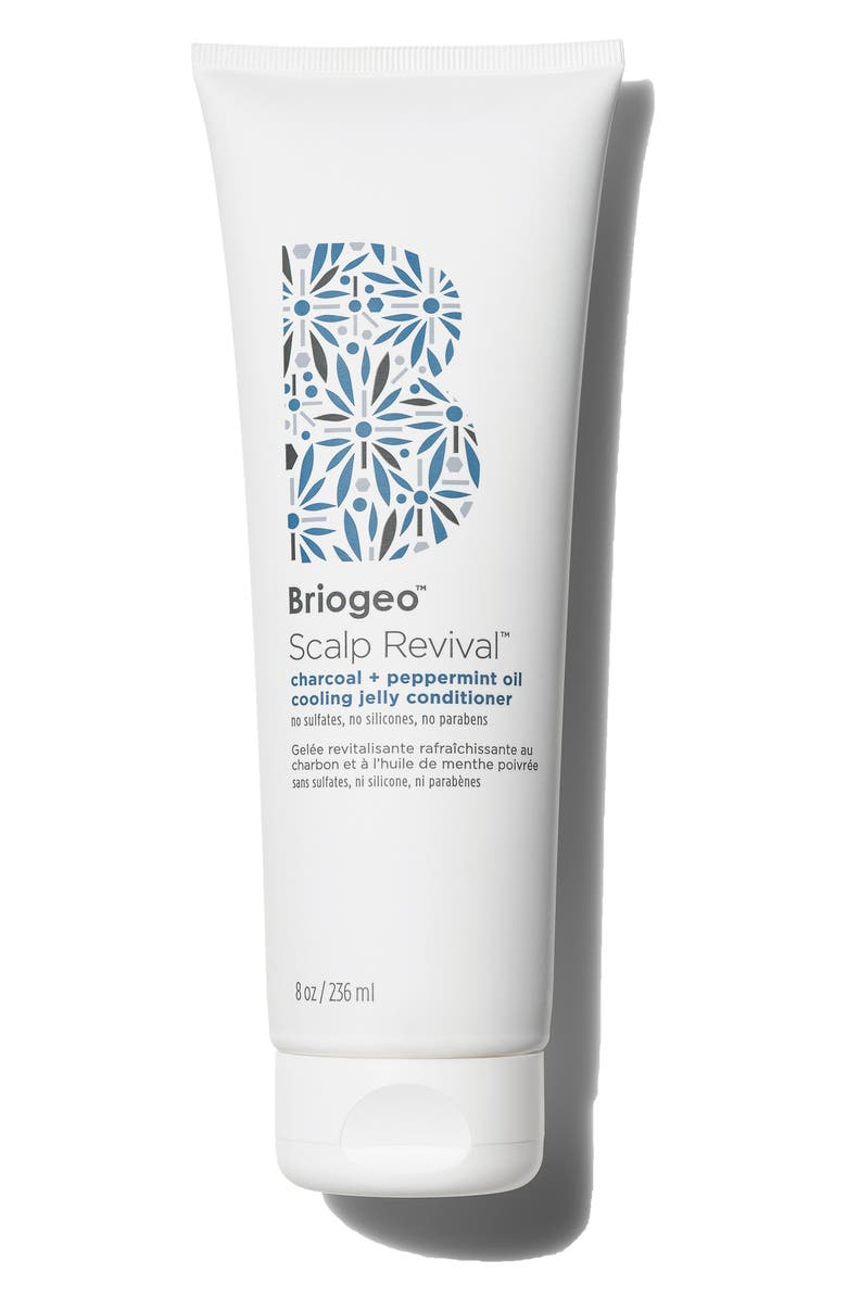 BRIOGEO Scalp Revival Charcoal + Peppermint Oil Cooling Jelly Conditioner, Main, color, 000