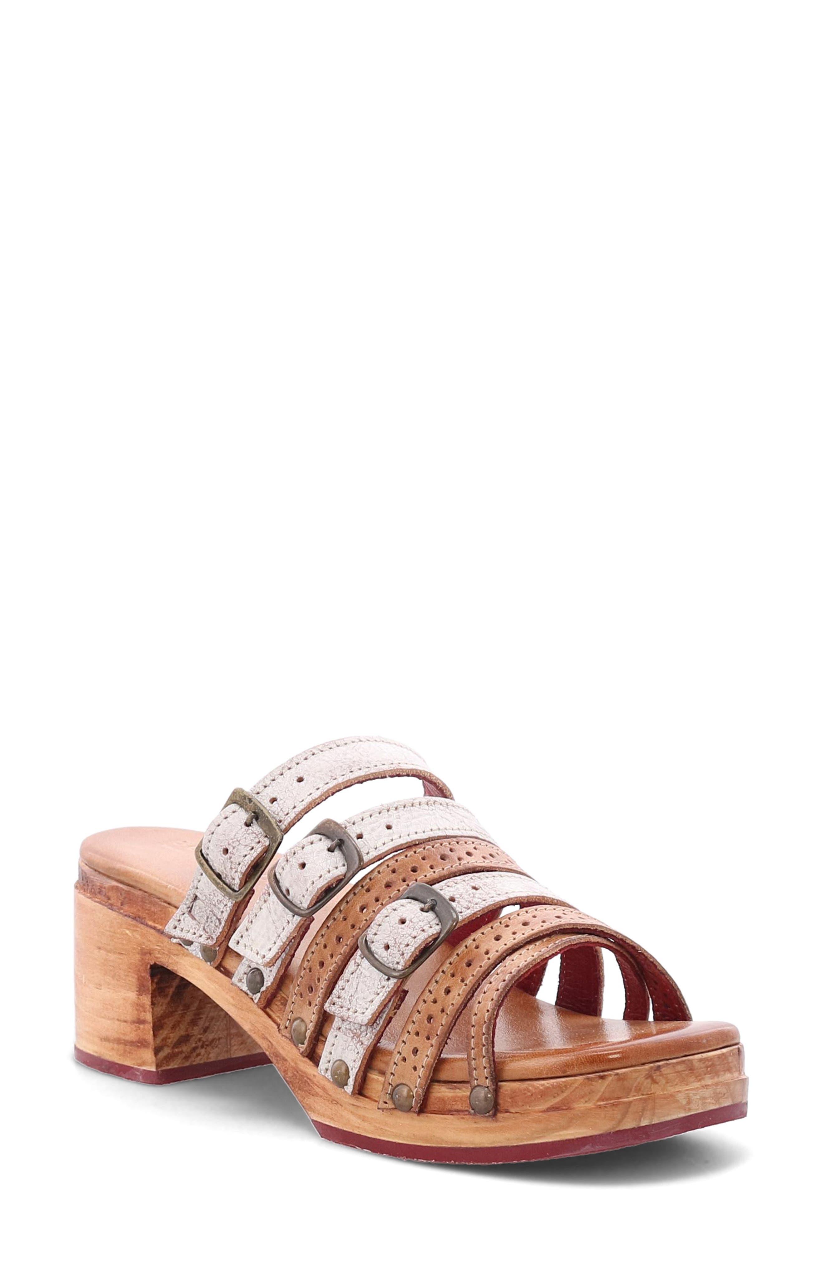 Adriana Strappy Slide Sandal