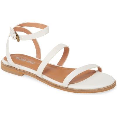 Alias Mae Theta Ankle Strap Flat Sandal