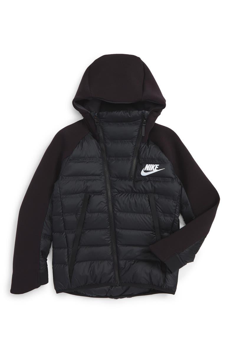 riqueza Cancelar latín  Nike Sportswear Tech Fleece AeroLoft Jacket (Little Boys & Big Boys) |  Nordstrom