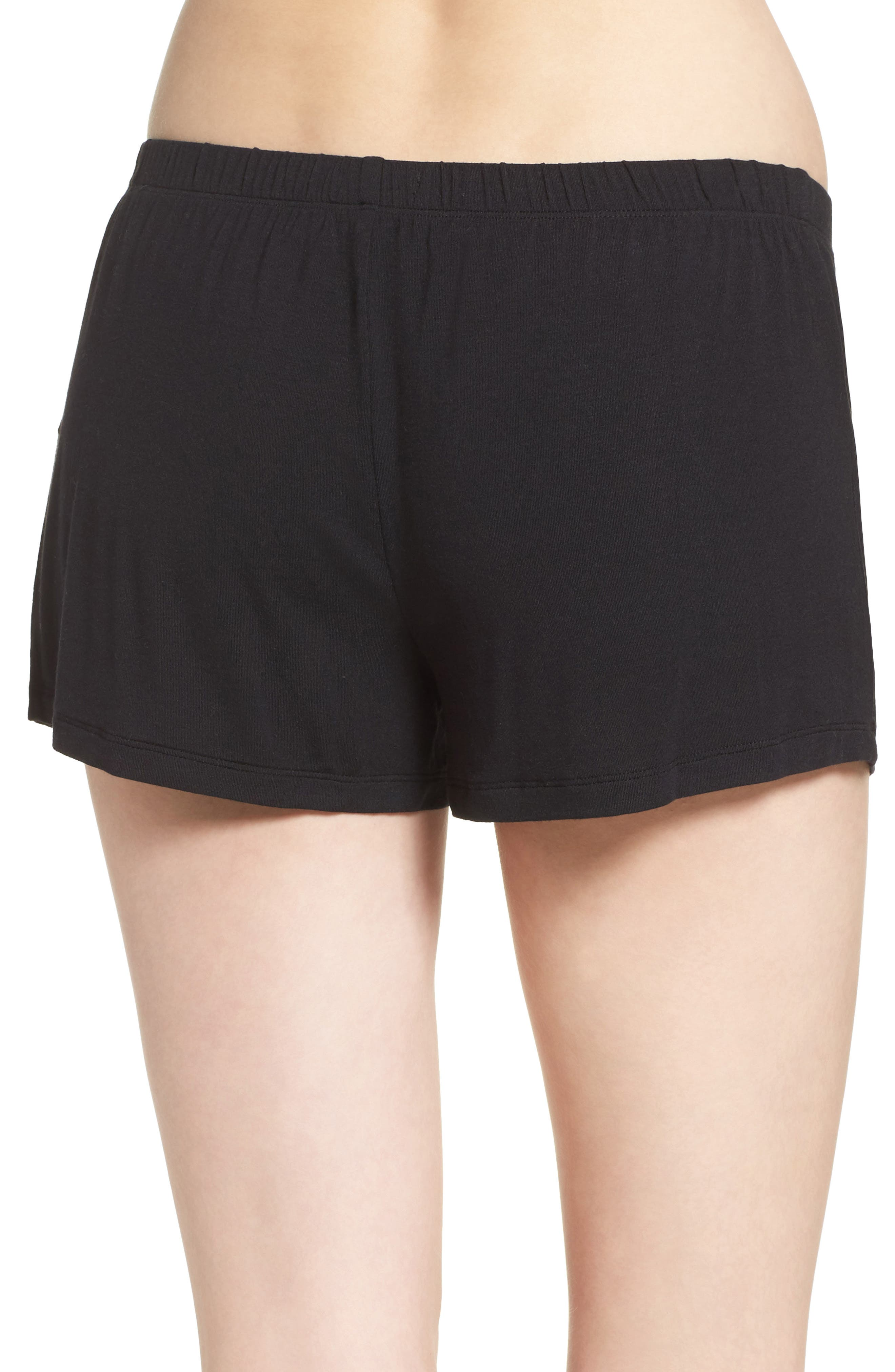 ,                             Shorts,                             Alternate thumbnail 2, color,                             BLACK