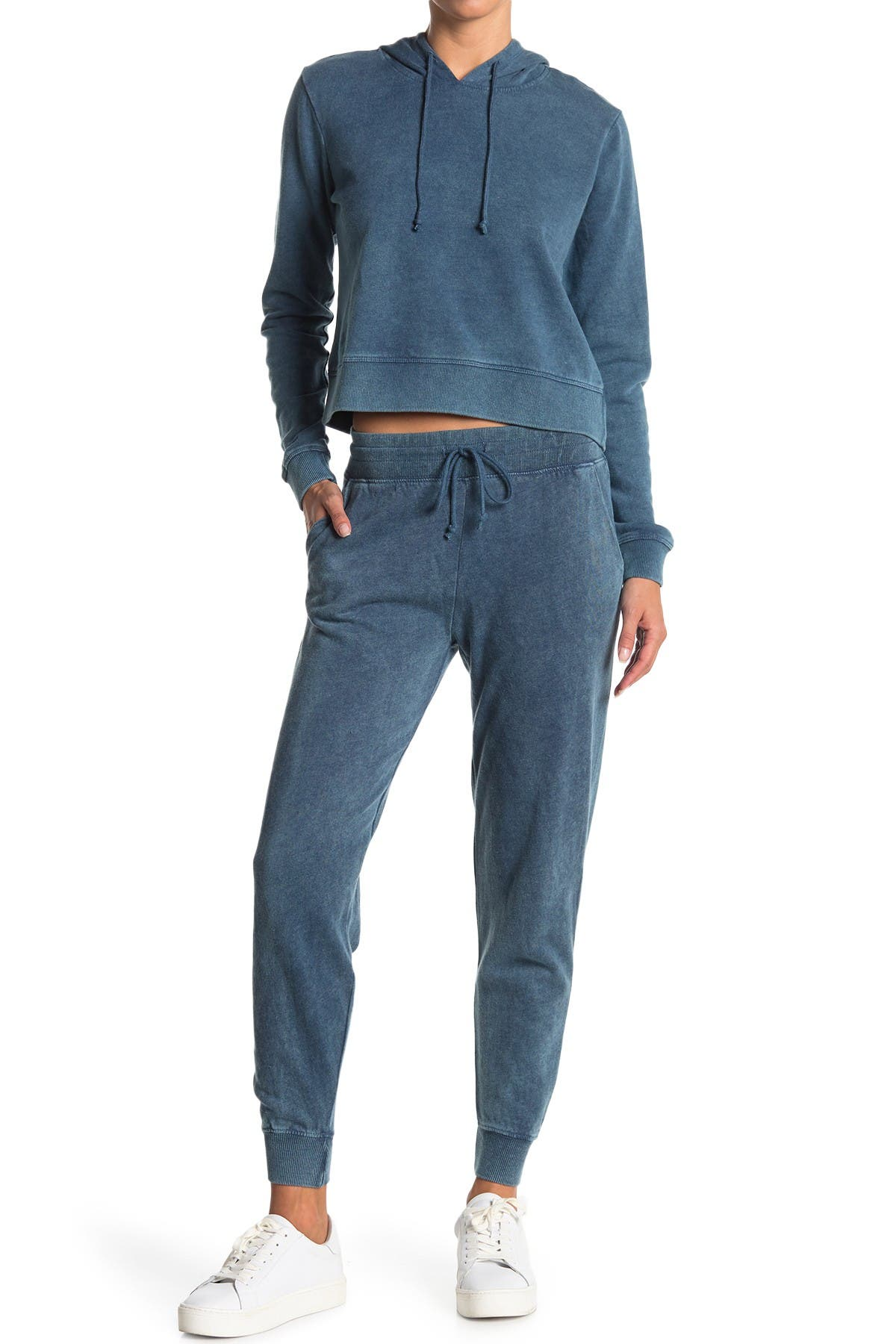 Image of Threads 4 Thought Skinny Mineral Wash Joggers