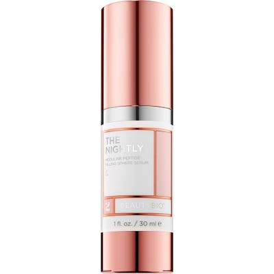 Beautybio The Nightly Moduline Peptide Filling Sphere Serum