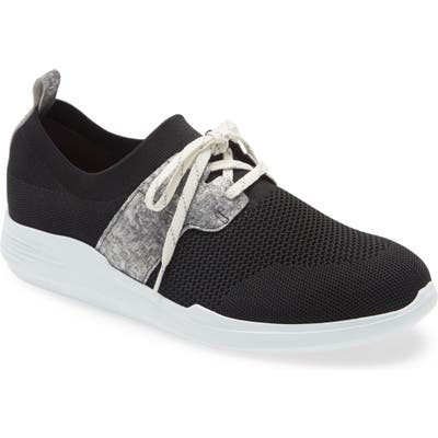 Munro Sandi Sneaker, Black