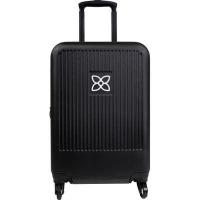 Sherpani Meridian 22-Inch Wheeled Carry-On - Black