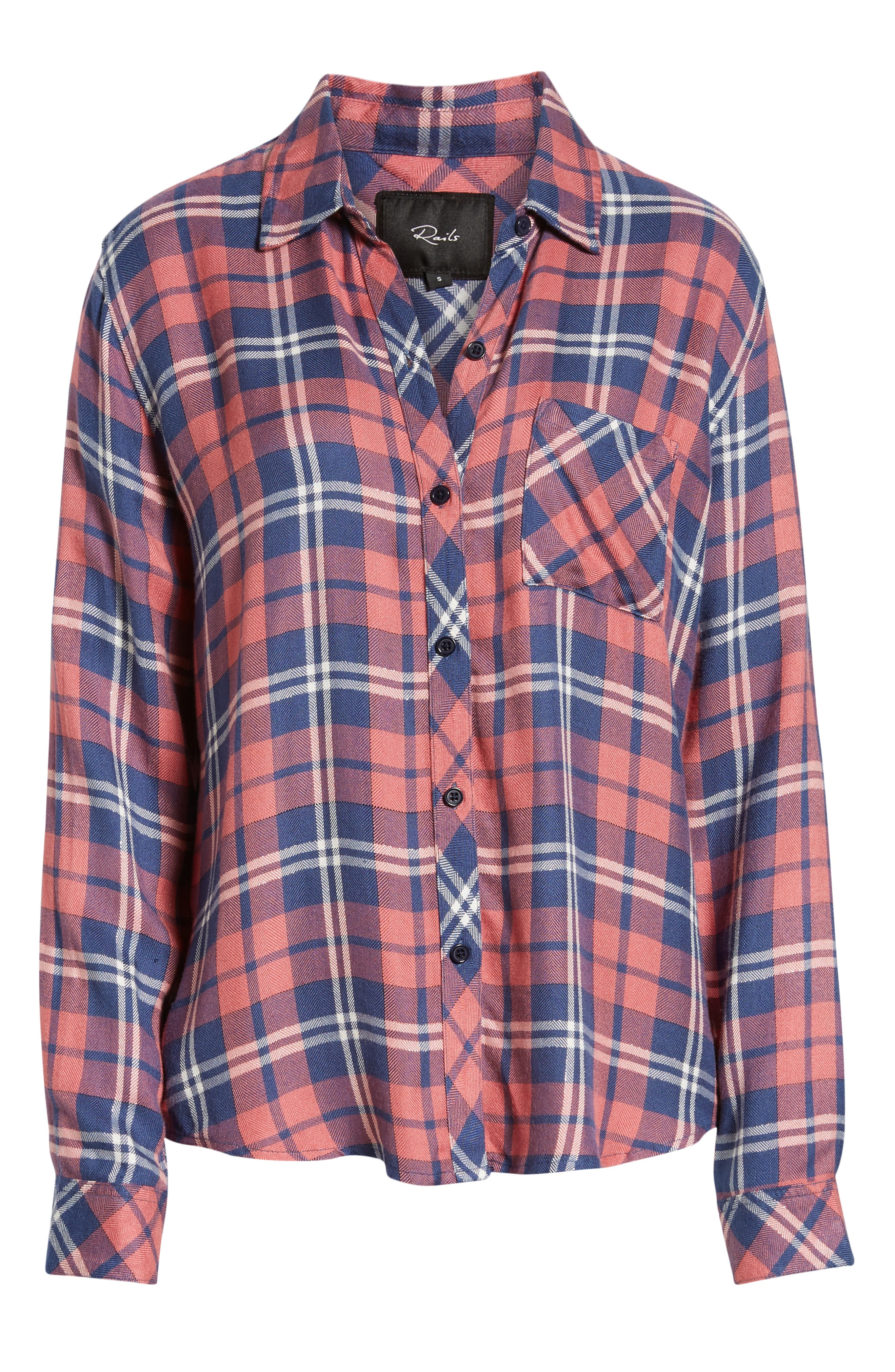 ,                             Hunter Plaid Shirt,                             Alternate thumbnail 428, color,                             603