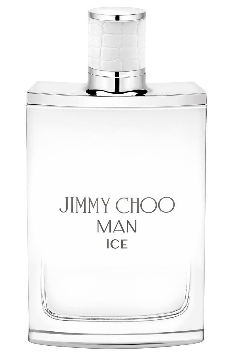 JIMMY CHOO MAN Ice Eau de Toilette, Main, color, NO COLOR