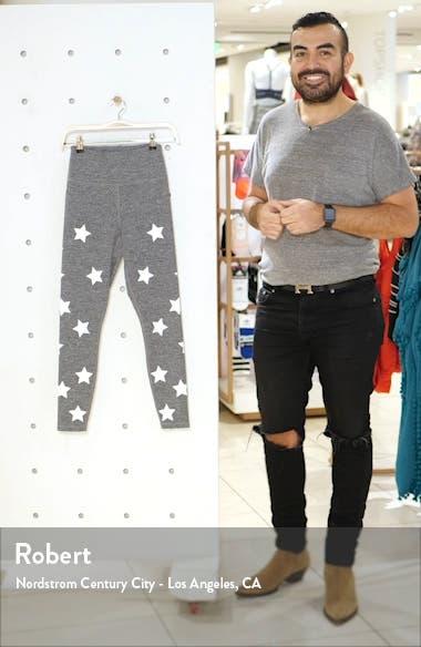 Stars Essential High Waist Leggings, sales video thumbnail