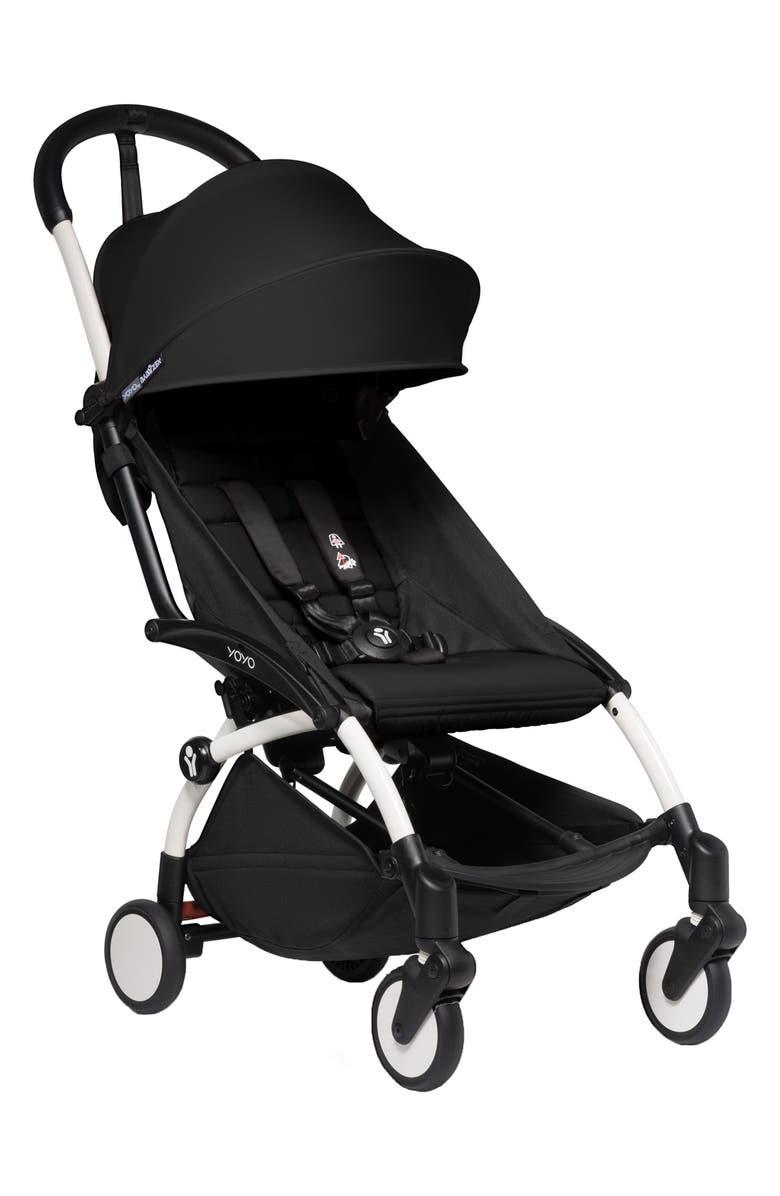 BABYZEN<SUP>™</SUP> YOYO² 6+ Stroller, Main, color, BLACK