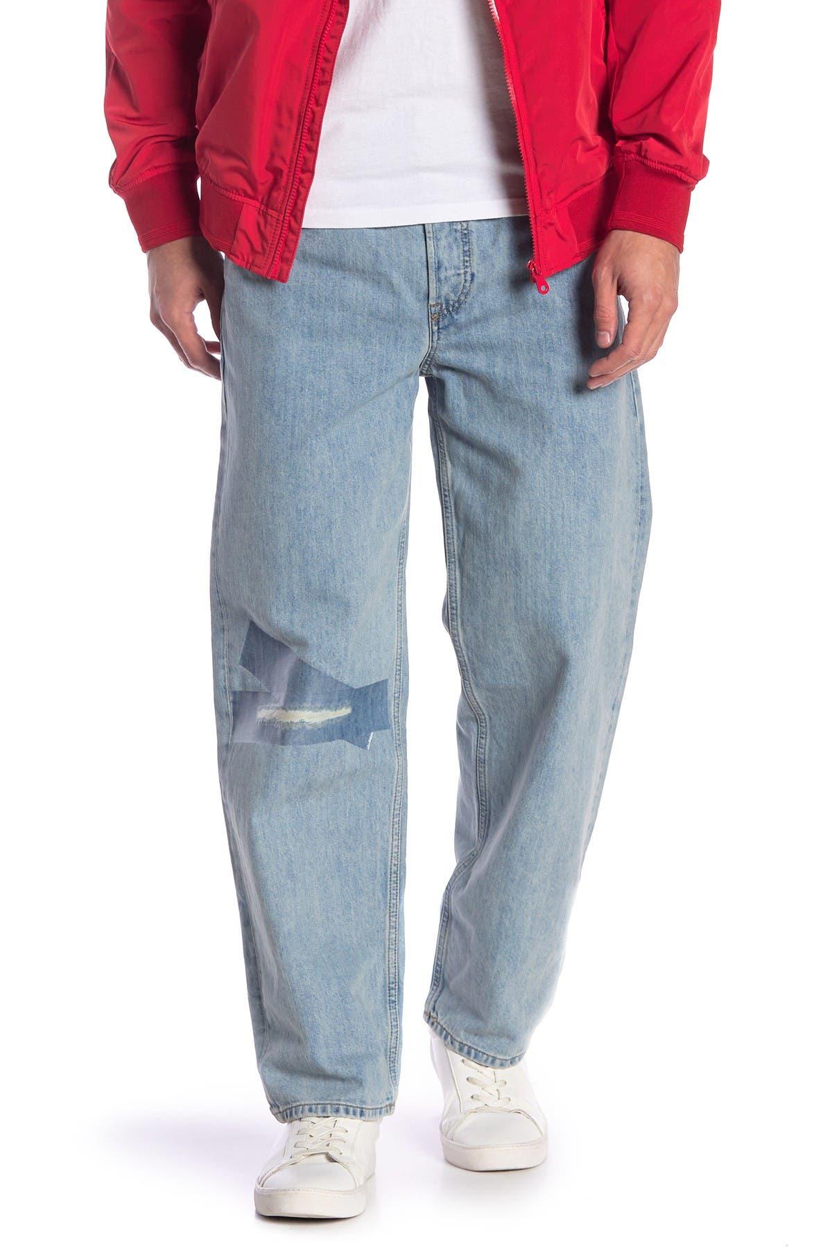 Image of Diesel Dagh Straight Leg Jeans