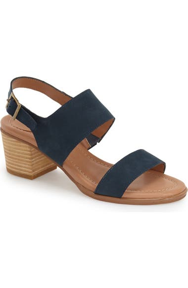 074e14fcf7 Caslon® 'Carden' Block Heel Slingback Sandal (Women) | Nordstrom