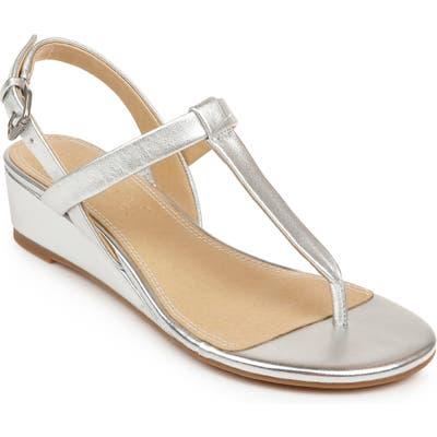 Splendid Avalon Wedge Sandal- Grey