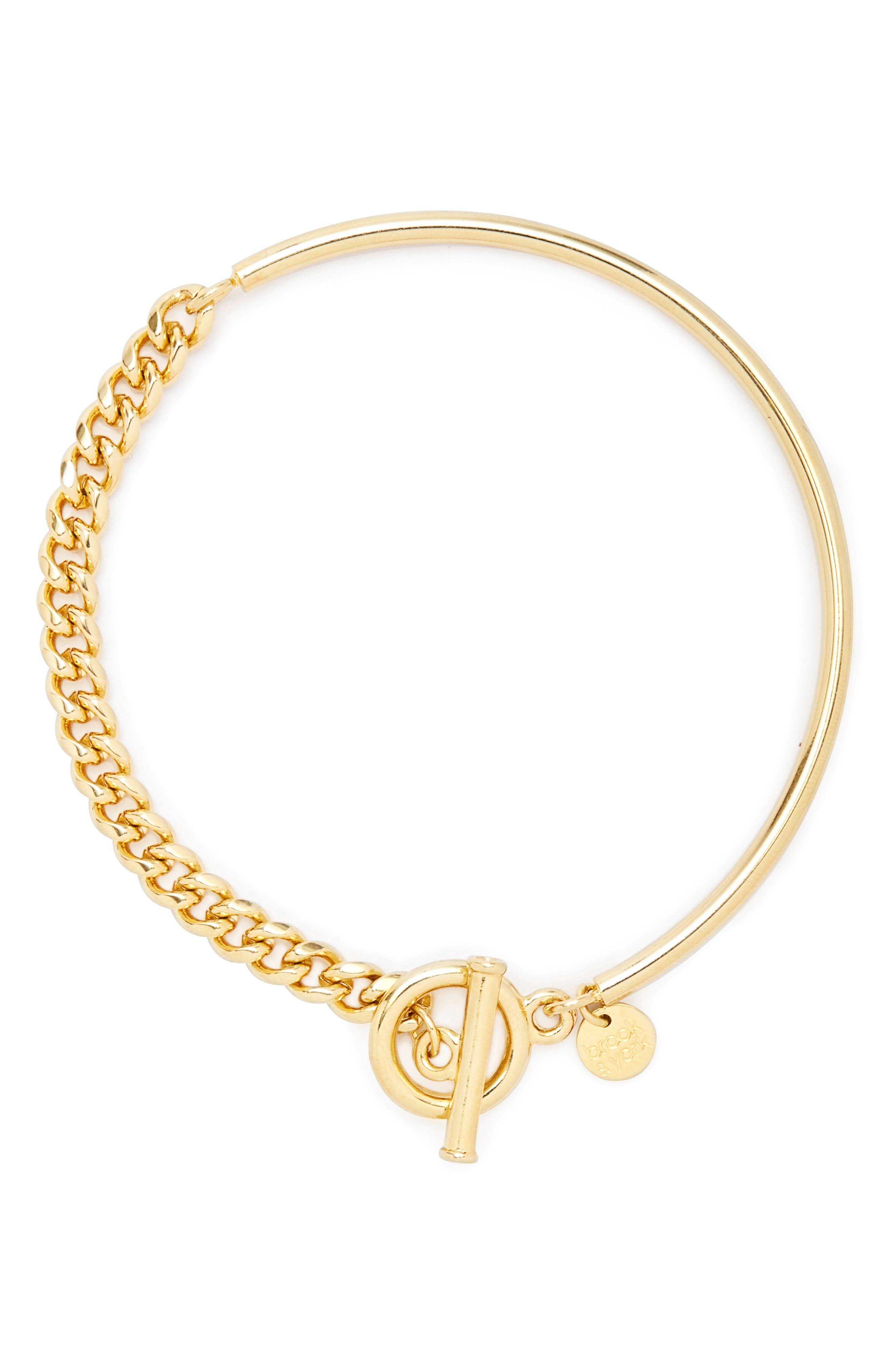 Sawyer Toggle Bracelet