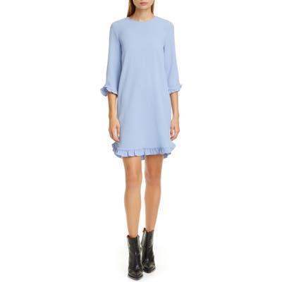 Ganni Clark Dress, US / 4 - Blue