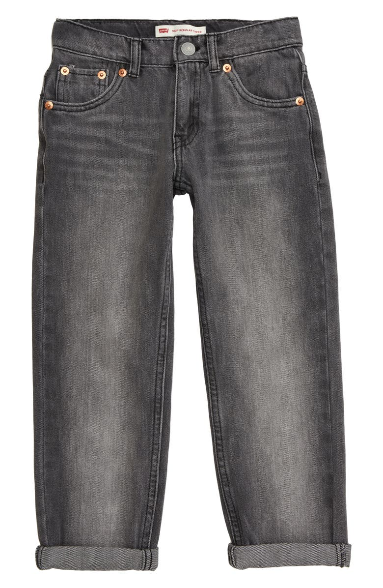 LEVI'S<SUP>®</SUP> 502<sup>™</sup> Regular Fit Tapered Jeans, Main, color, OVERTIME
