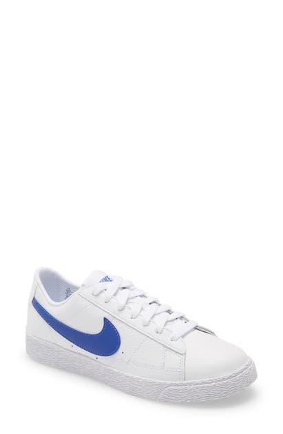 Nike KIDS' BLAZER LOW SNEAKER
