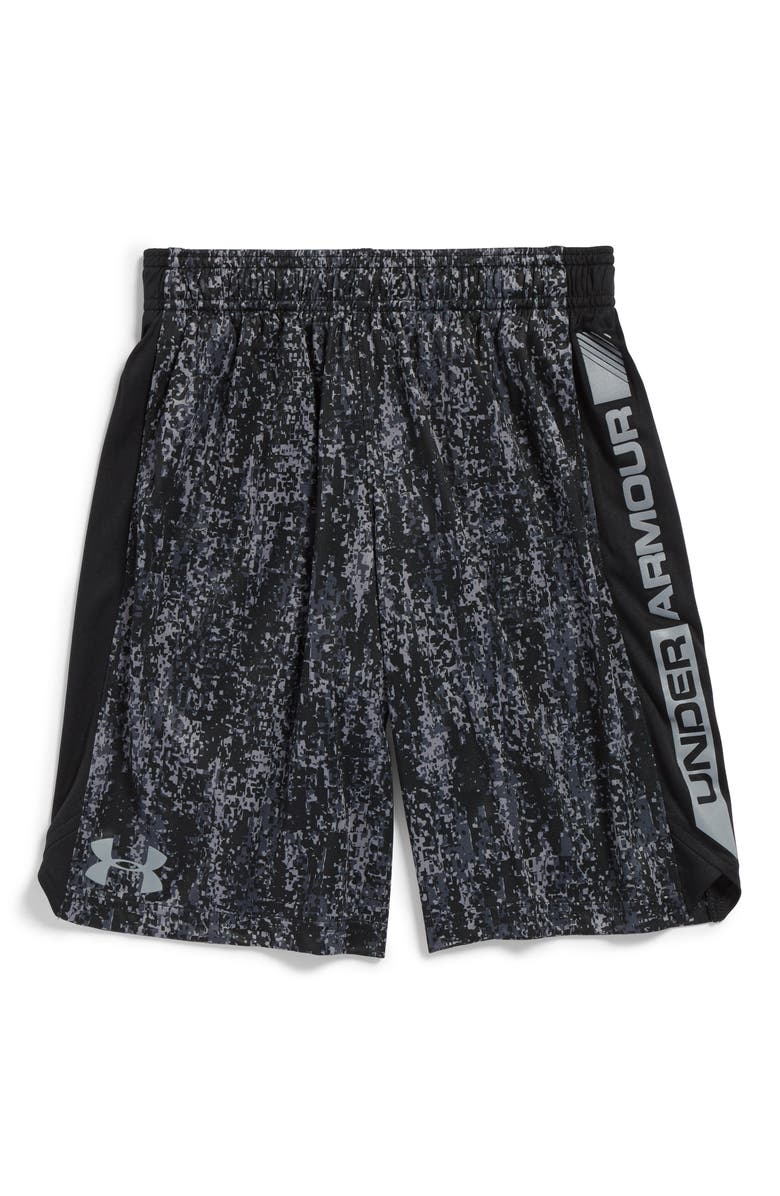 UNDER ARMOUR Eliminator Athletic HeatGear<sup>®</sup> Shorts, Main, color, 006