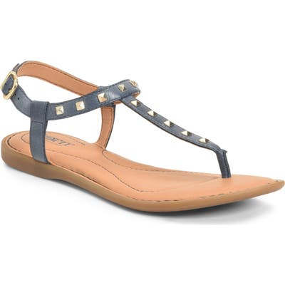 B?rn Adana Studded Sandal, Blue