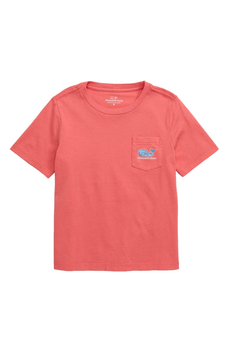 Vineyard Vines Sailboat Whale Graphic T Shirt Toddler Boys Little Boys Big Boys
