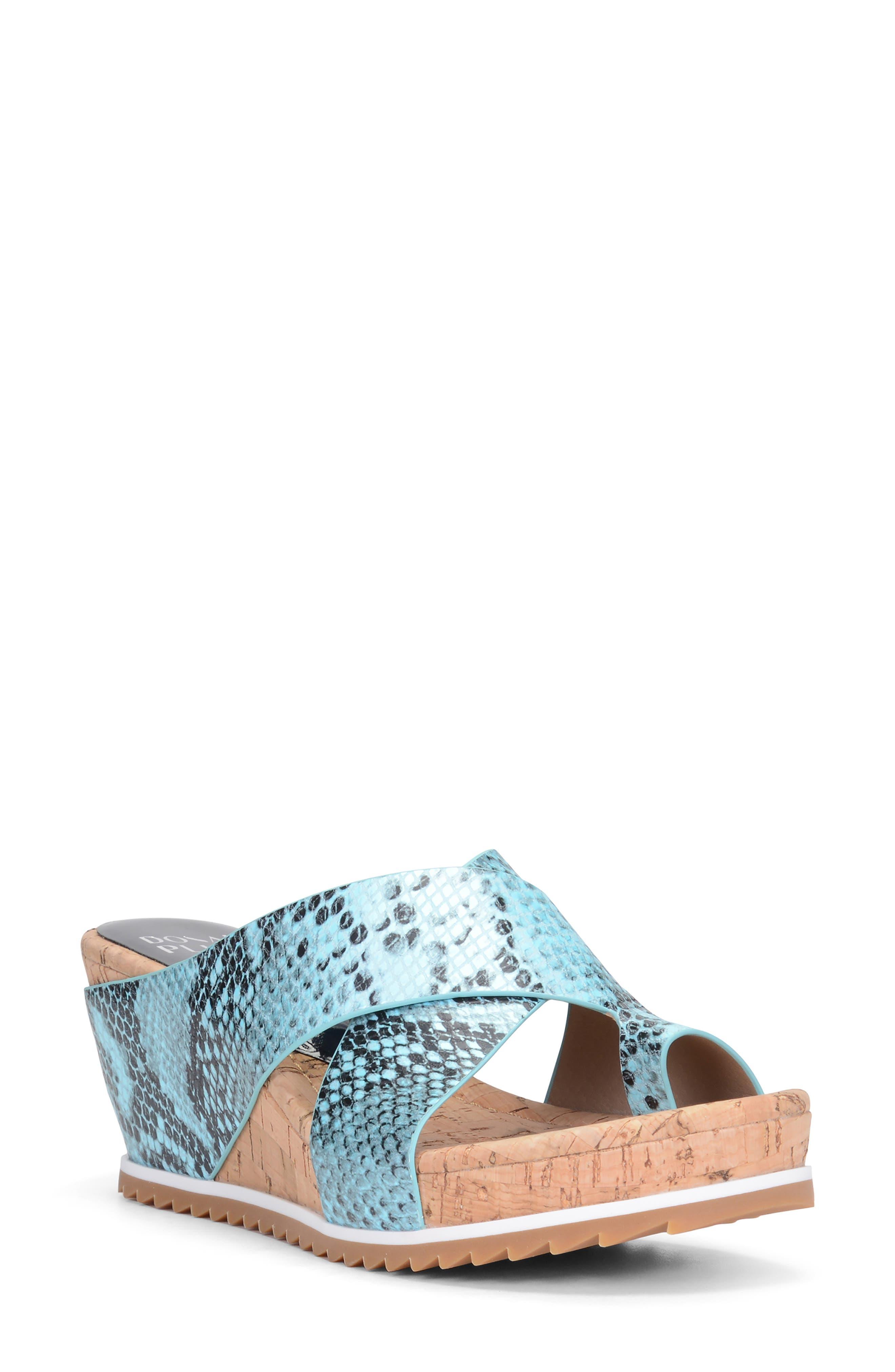 Sisu Wedge Slide Sandal