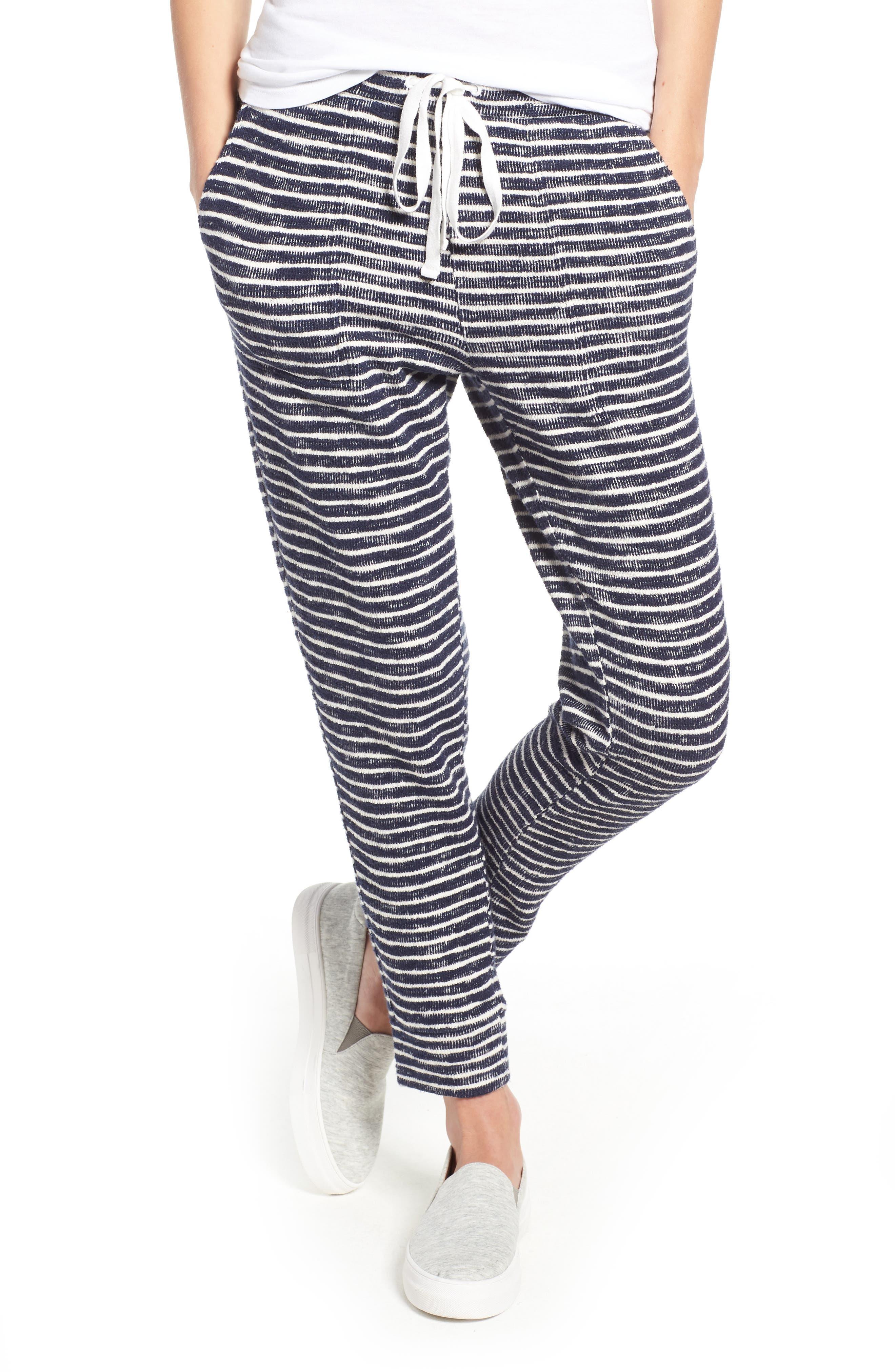Textureline Upstate Sweatpants, Main, color, 400