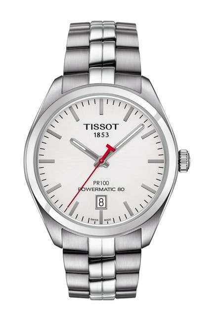 Image of Tissot Men's Tissot PR 100 Powermatic 80 Asian Games Edition, 39mm