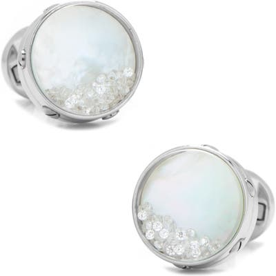 Cufflinks, Inc. Mother-Of-Pearl Cuff Links