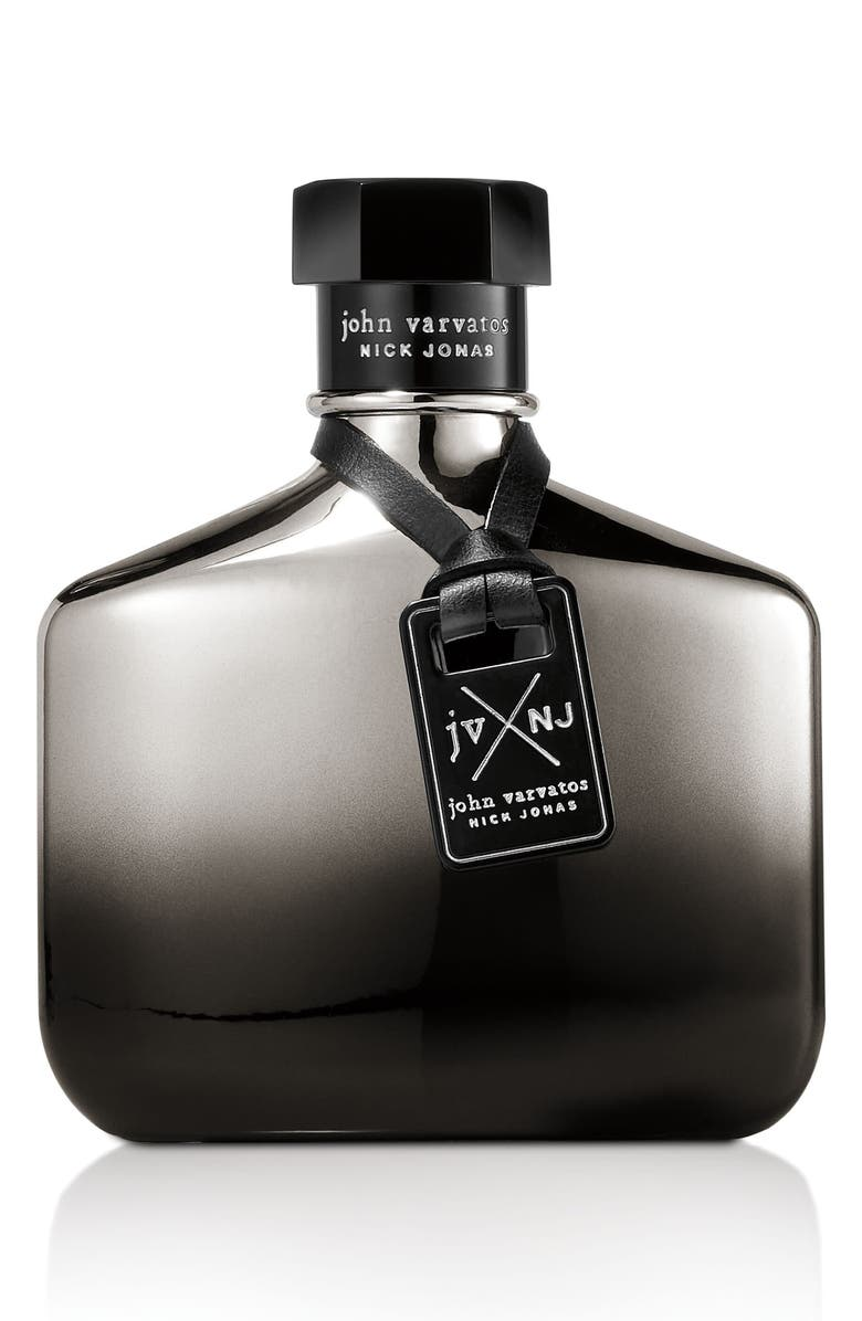 JOHN VARVATOS JVxNJ Silver Edition Eau de Toilette, Main, color, NO COLOR