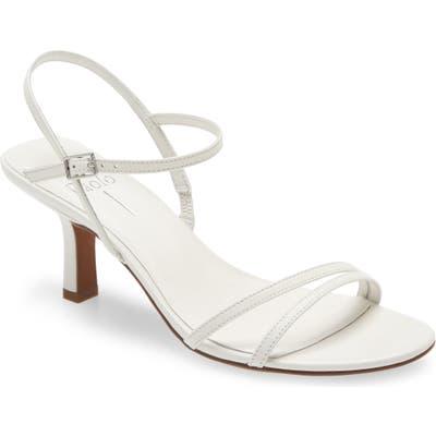 Linea Paolo Harmony Sandal, White