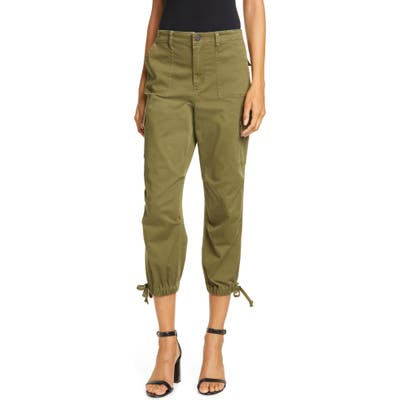 Alice + Olivia Crop Cargo Pants
