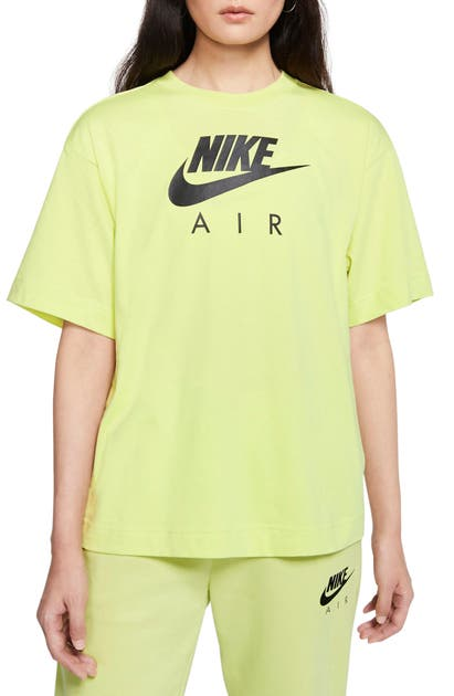 Nike Cottons SPORTSWEAR AIR GRAPHIC TEE