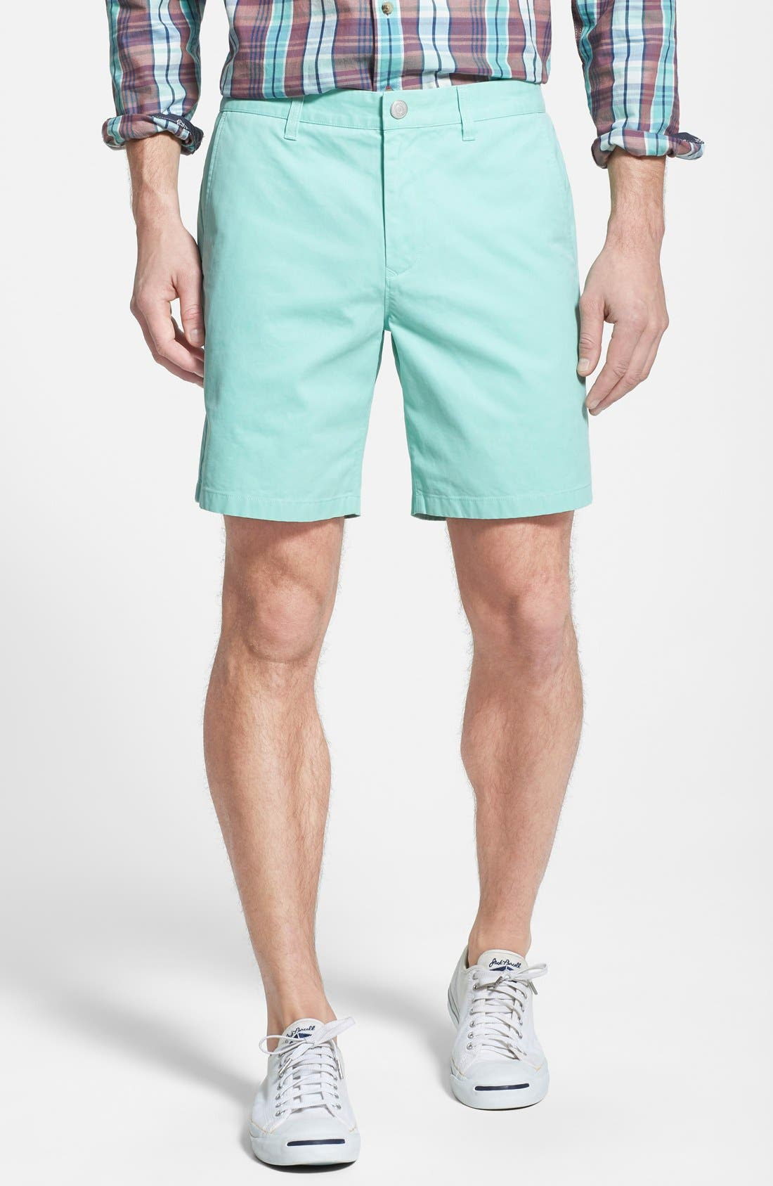 ,                             Washed Chino Shorts,                             Main thumbnail 42, color,                             300