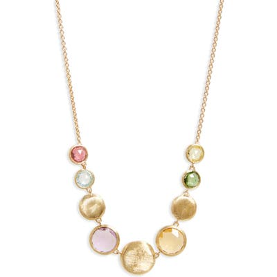 Marco Bicego Jaipur Semiprecious Stone Collar Necklace