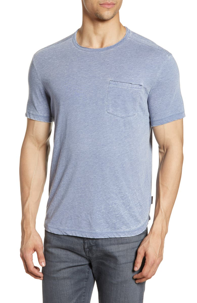 John Varvatos Star USA Laurence Pocket T Shirt