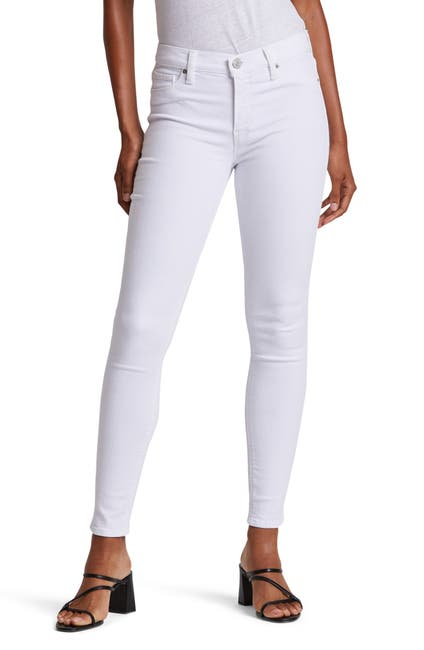 Image of HUDSON Jeans Nico Ankle Skinny Jeans