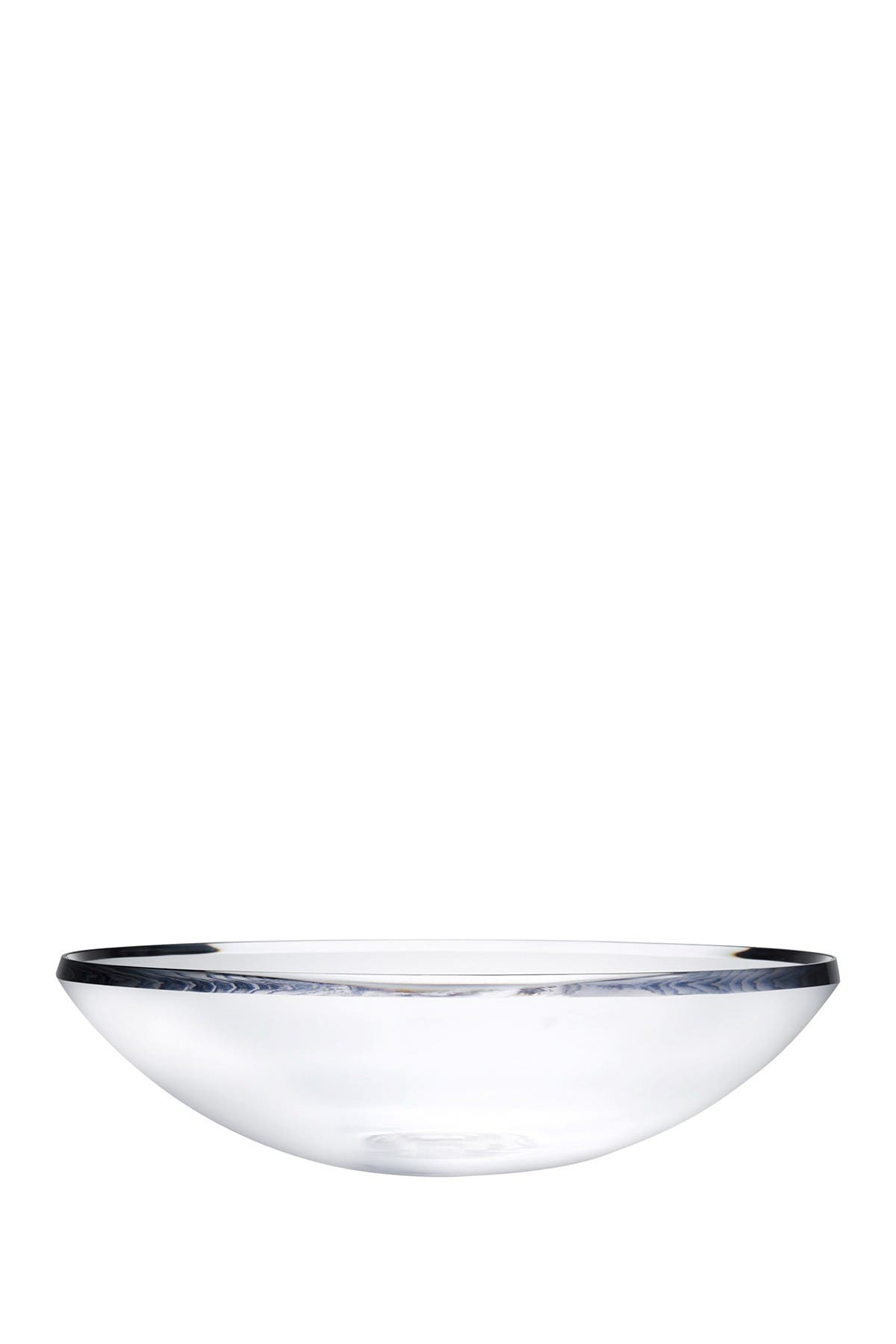 Image of Nude Glass Lily Bowl - Large
