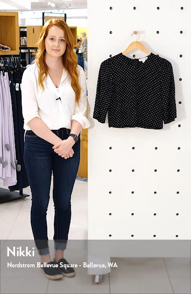 Flare Sleeve Top, sales video thumbnail