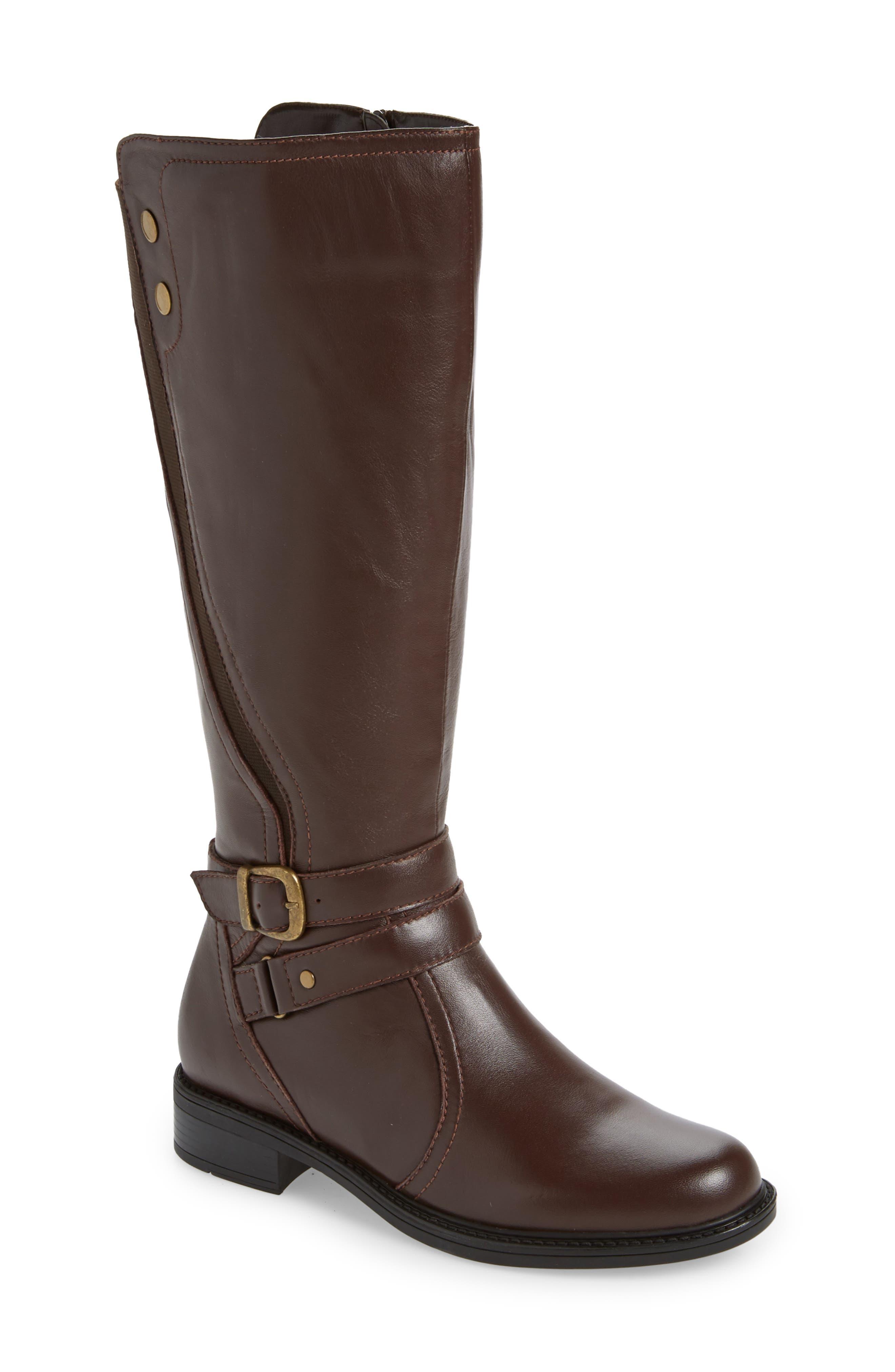 Saratoga Knee High Boot