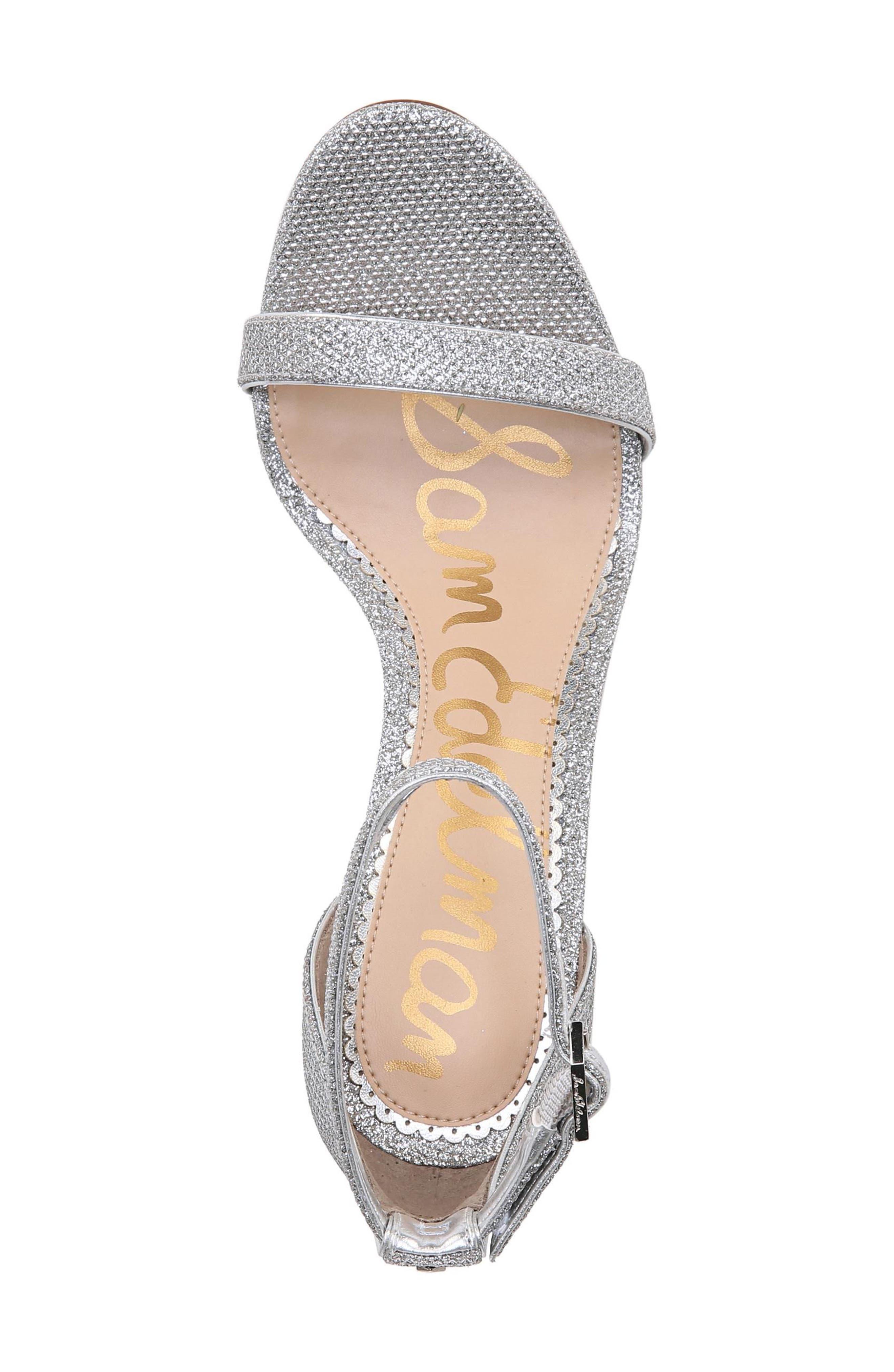 ,                             'Patti' Ankle Strap Sandal,                             Alternate thumbnail 37, color,                             041