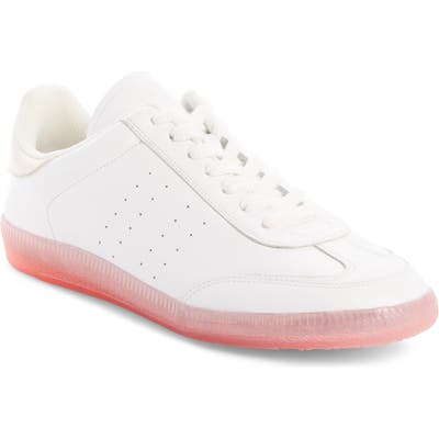 Isabel Marant Bryvee Low Top Sneaker, Pink