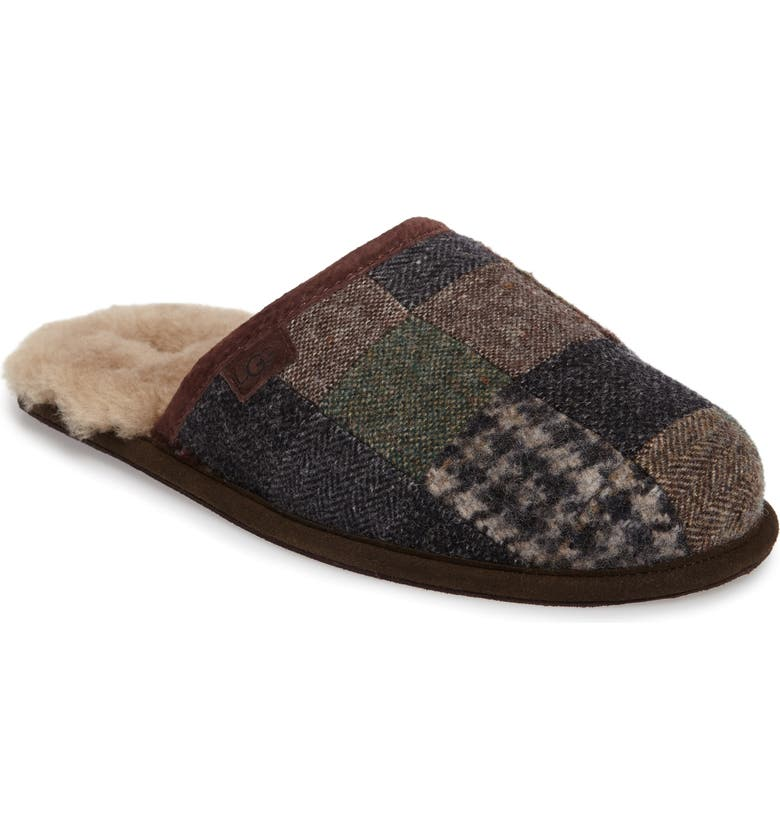 Ugg Genuine Shearling Lined Scuff Slipper Men Nordstrom
