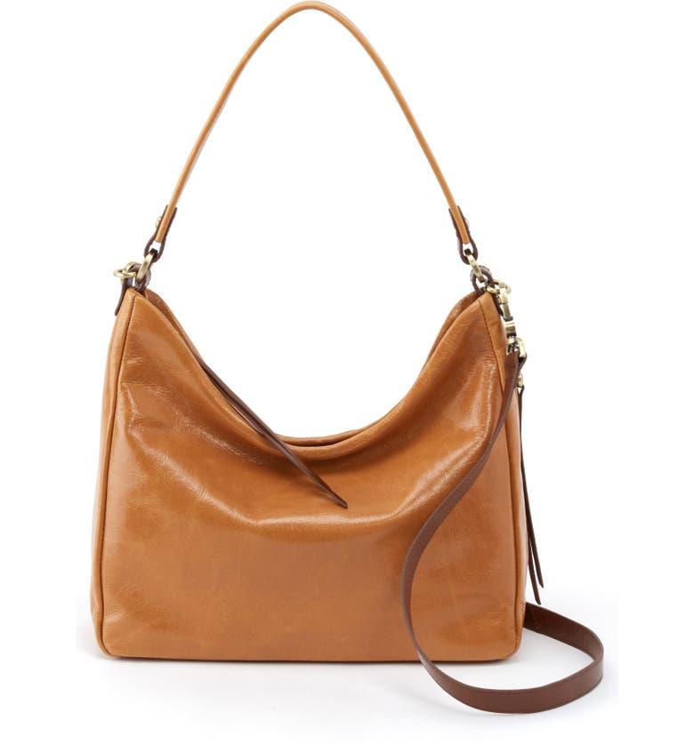 Delilah Convertible Hobo Bag
