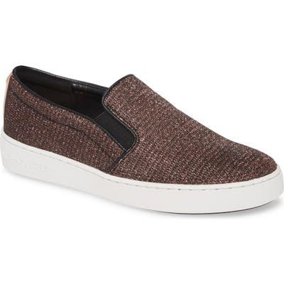 Michael Michael Kors Keaton Slip-On Sneaker- Pink
