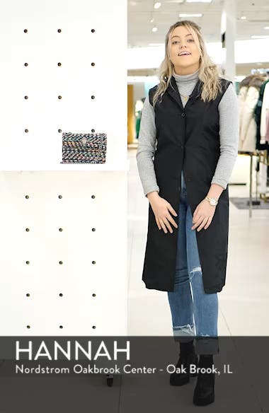 Mini Kensington-X Tweed Shoulder Bag, sales video thumbnail